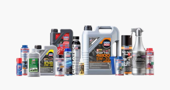 Full Liqui Moly product range
