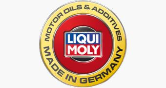 Liqui Moly badge