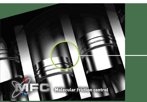 MFC Molecular Friction Control