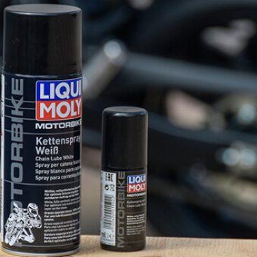 Liqui Moly Chain Spray – put to the test!